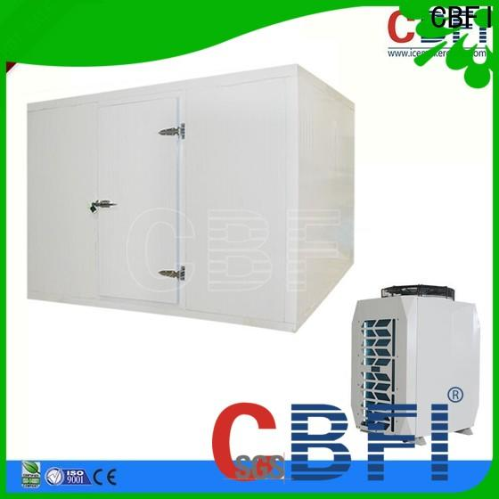 CBFI high technique mobile cold room for wholesale for cold drink