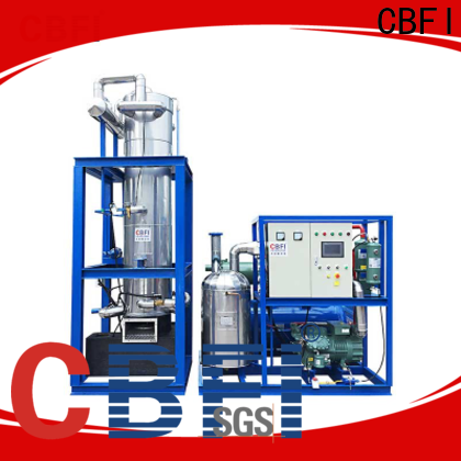 CBFI clear ice maker machine for wholesale for cold drink
