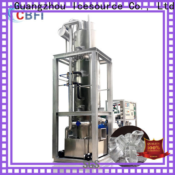 CBFI high reputation ice tube machine for sale at discount for cold drink