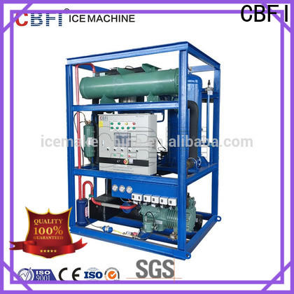 high-end ice tube maker machine in china for ice sculpture