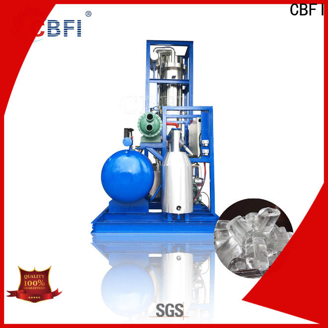high-quality tube ice machine bulk production for high-end wine