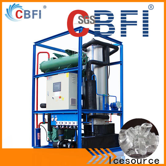 CBFI durable tube ice machine for sale check now for high-end wine