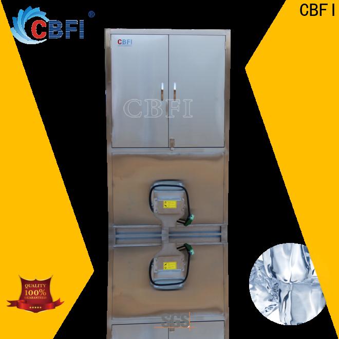 CBFI high-perfomance cube ice machine bulk production in china