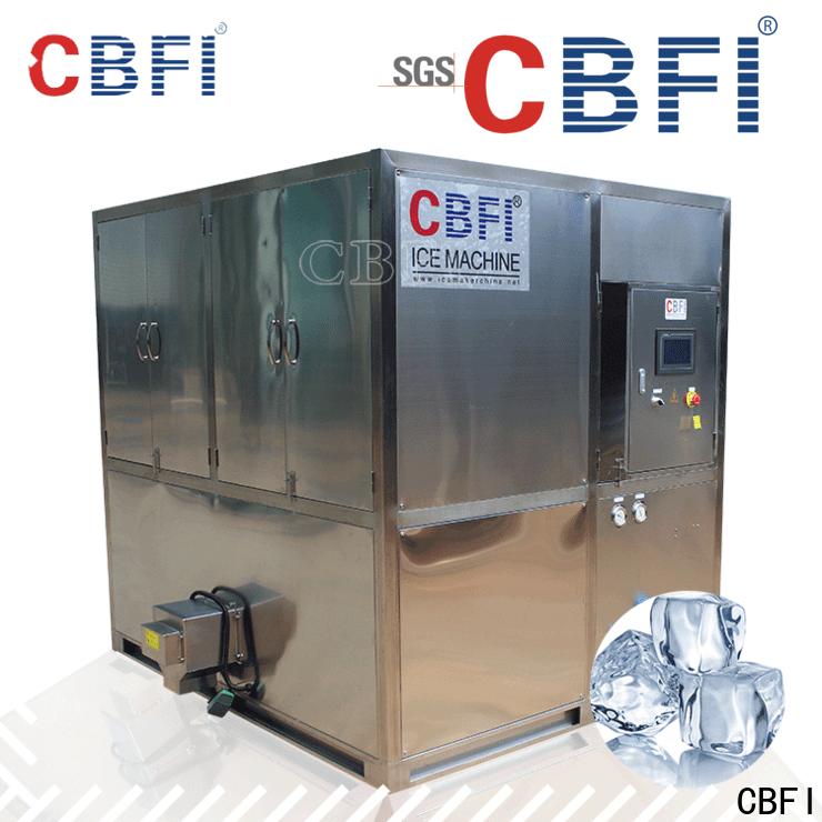 CBFI professional nugget ice cubes free design factory price