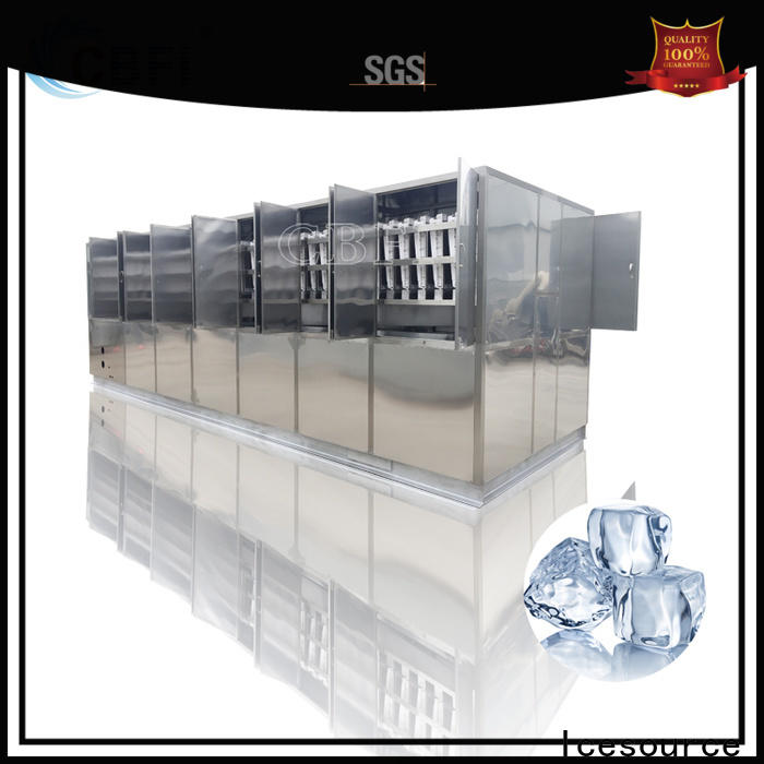 CBFI high-perfomance round ice cube maker type from manufacturer