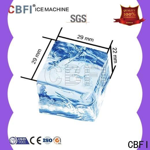 CBFI cost-effective ice block machine free design for ice sculpture