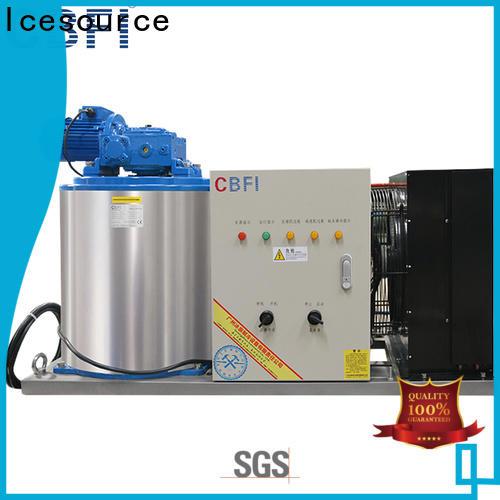 CBFI high-tech flake ice factory price plant