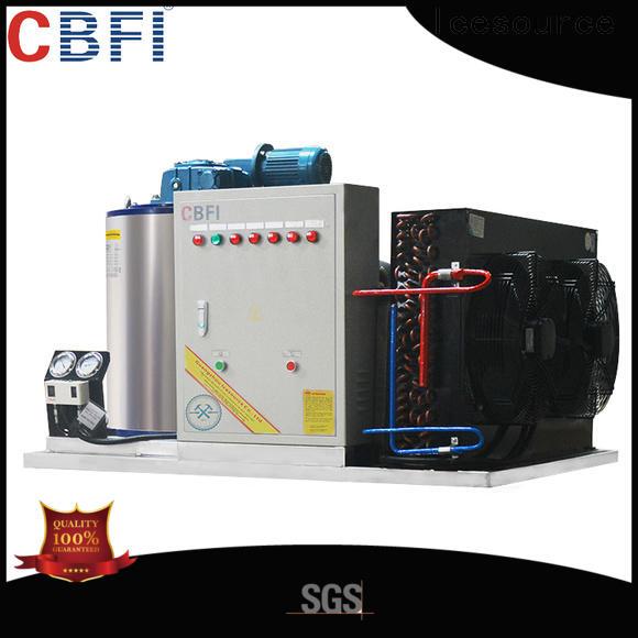 CBFI flake ice machine for sale bulk production free design