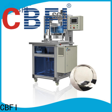 CBFI clear ice ball maker from manufacturer for high-end wine