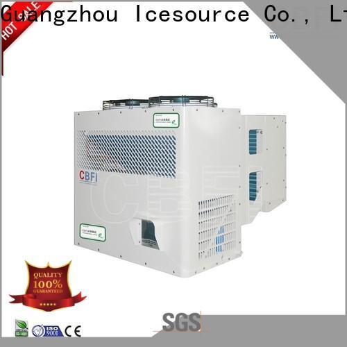 CBFI cold room for sale bulk production for ice bar