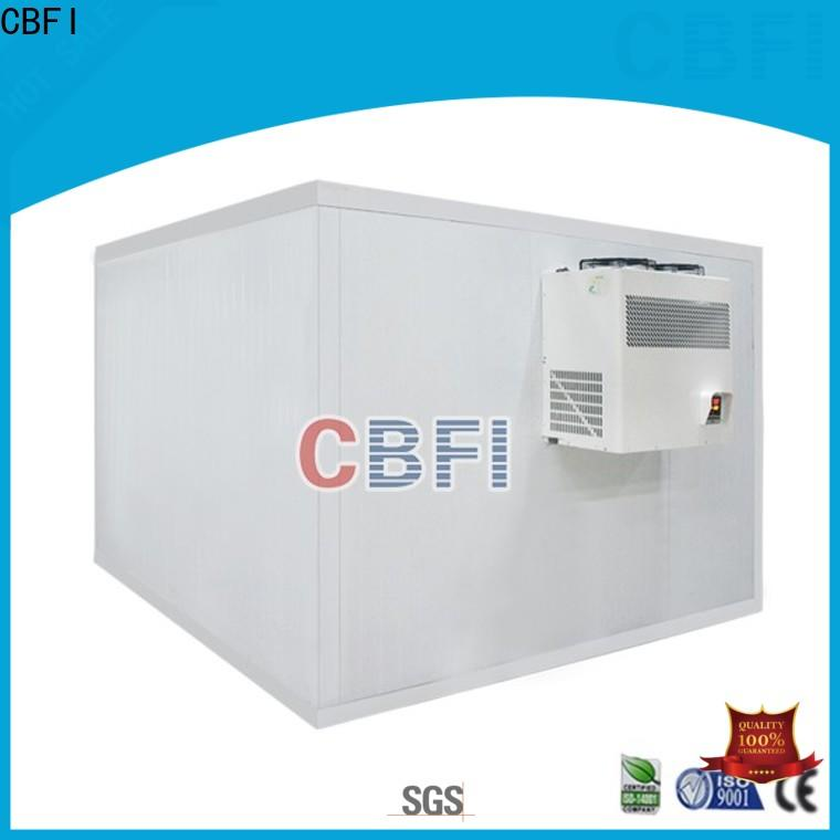 clear cold room installers in china for cold drink