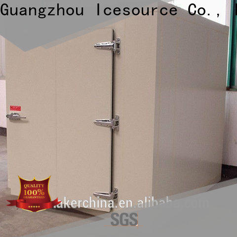 CBFI clear cold storage room from manufacturer for freezingg