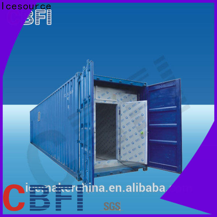 CBFI cold room installers factory price for freezingg