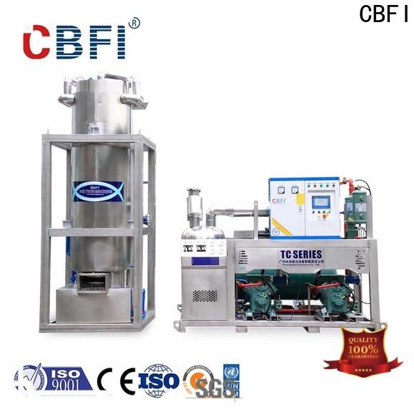 high-quality tube ice maker price making overseas market for fish market