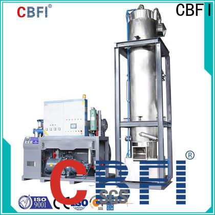 CBFI high-tech ice chip maker overseas market for concrete cooling