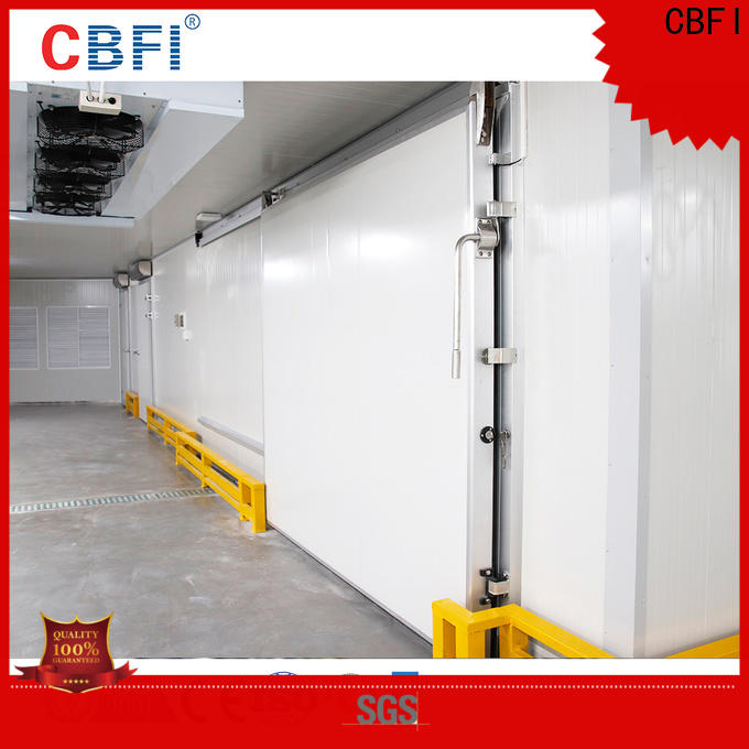 CBFI high-quality cold room for fruit and vegetable factory for fruit storage