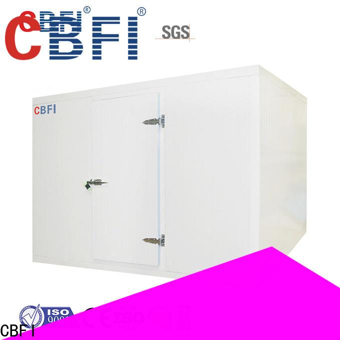 CBFI long-term used fish cold storage room range for fruit storage