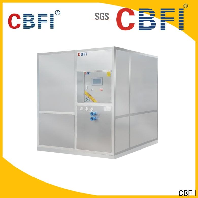 high-end restaurant ice maker cbfi in china for vegetable storage
