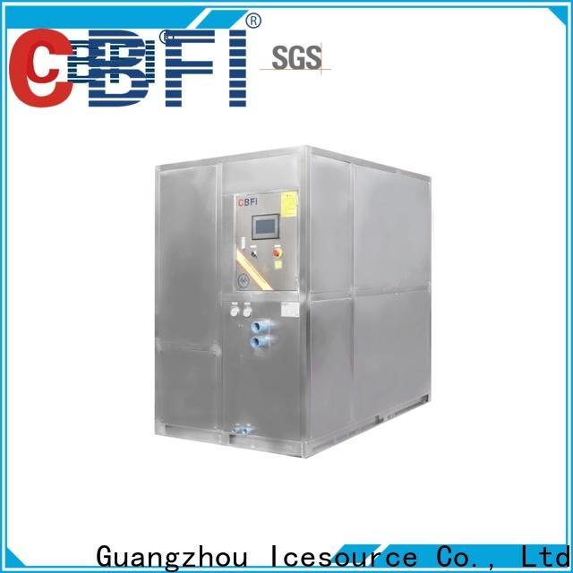 CBFI high technique 5 ton ice machine check now for vegetable storage