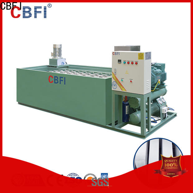 CBFI industrial ice machines for sale type for cooling