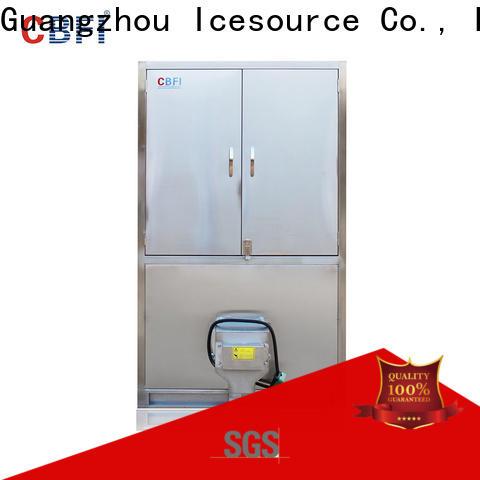 CBFI controller ice cube machine for sale free design for freezing