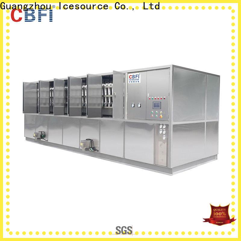 CBFI capacity cube ice machine free design for freezing