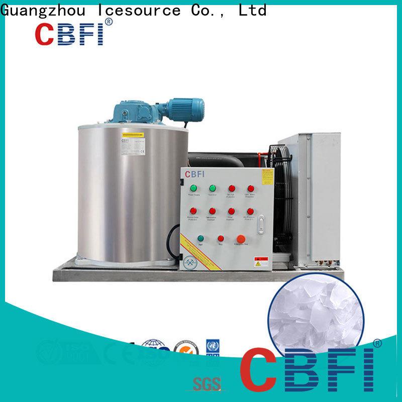 CBFI excellent ice flake bulk production for restaurant