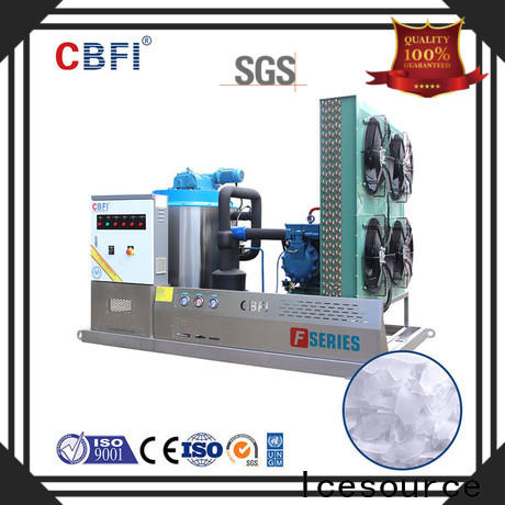 CBFI concrete ice flaker machine price widely-use for ice making