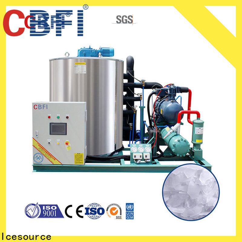 CBFI per flake ice machine for sale long-term-use for food stores