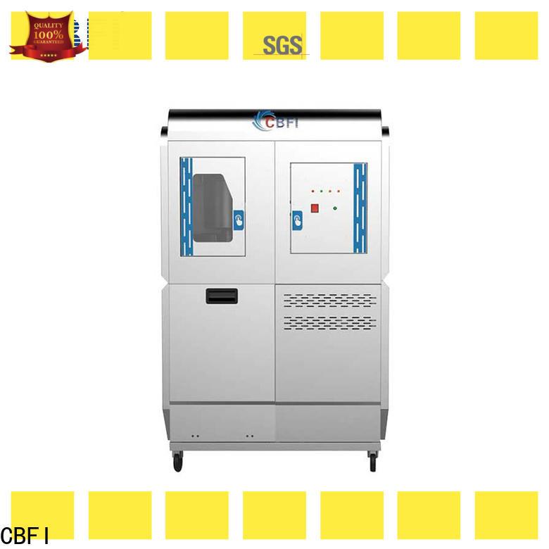 CBFI machine ice maker troubleshooting factory price for ice making