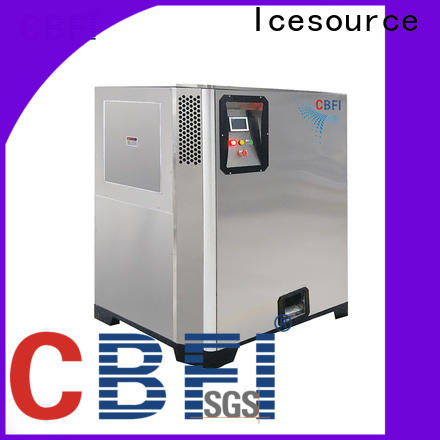 commercial Nugget Ice Machine day widely-use for water pretreatment
