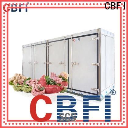 CBFI hot-sale ice maker bin producer for water pretreatment