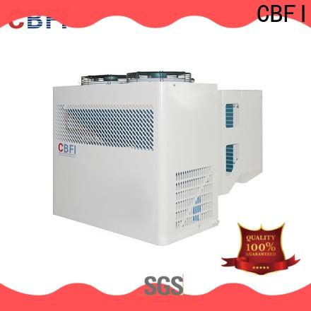 CBFI high technique best ice maker machine in china for ice bar