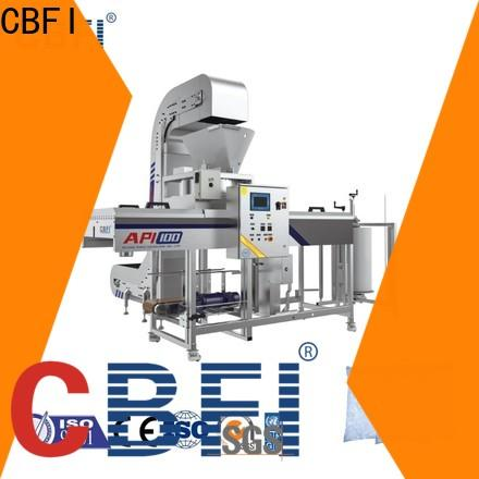 CBFI large clear ice cube maker free quote for ice sculpture shaping