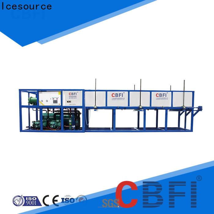 CBFI cbfi ice maker plant order now for fruit storage
