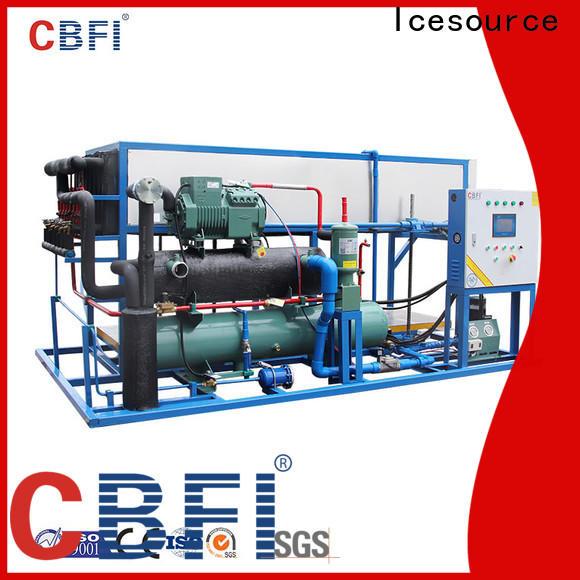 CBFI coolest scotsman cm3 ice machine newly for vegetable storage