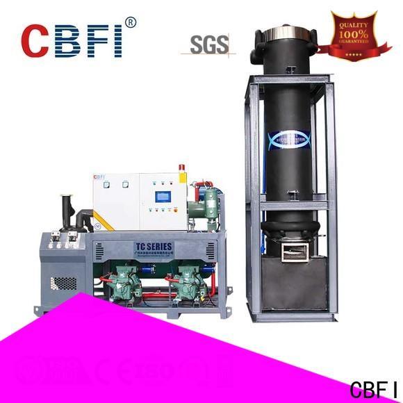 CBFI ton ice machine for sale producer for edible usage