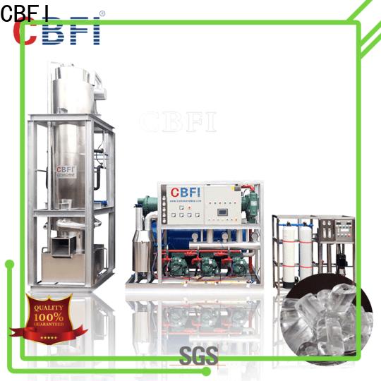 CBFI durable ice maker machine factory price for freezingg