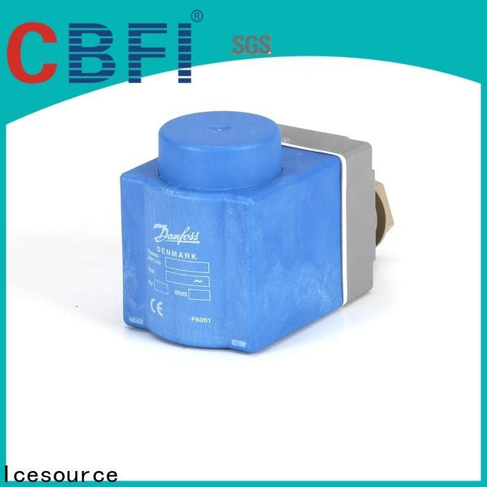CBFI scroll compressor free design for ice sculpture