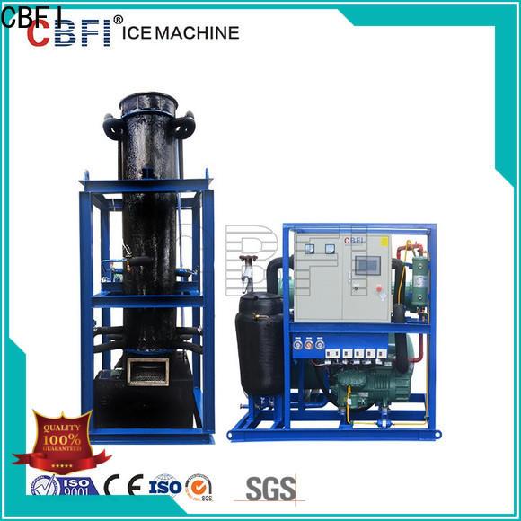 CBFI high-quality ice tube machine for sale long-term-use for freezingg