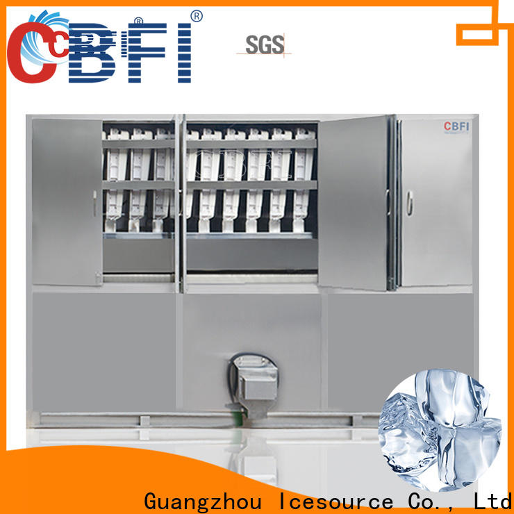CBFI ice maker for whiskey long-term-use factory price