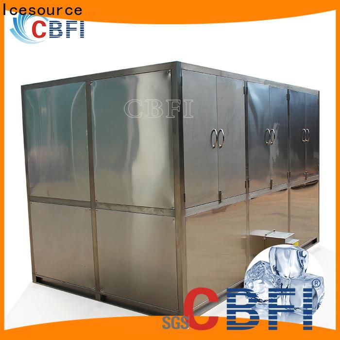 CBFI cost-effective cube ice machine bulk production type