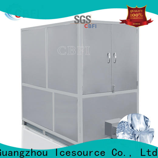 competetive price circle ice cube maker factory price for wholesale