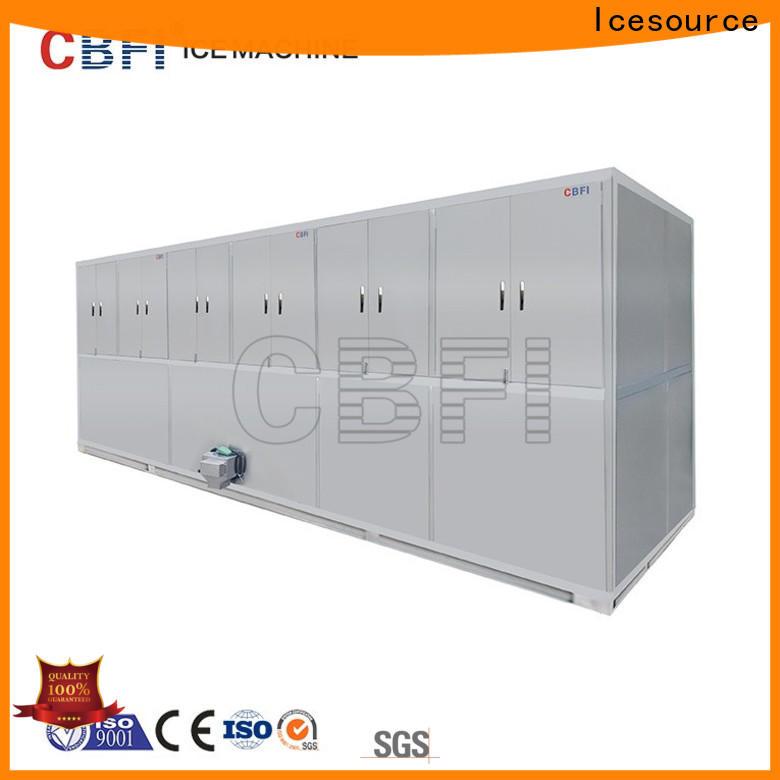 CBFI widely used ice cube maker machine bulk production order now