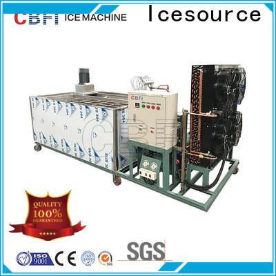 high-perfomance block ice machine type bulk production