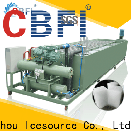 CBFI automatic ice block making machine long-term-use for high-end wine