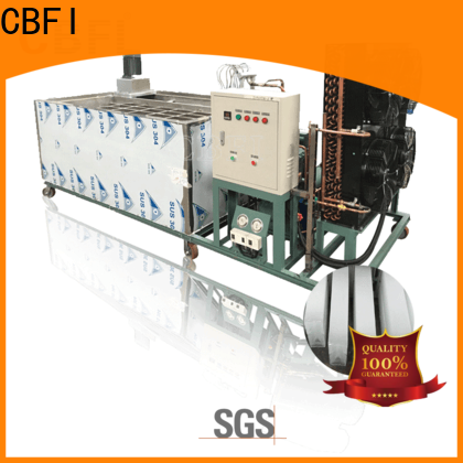 CBFI ice block making machine type for cold drink