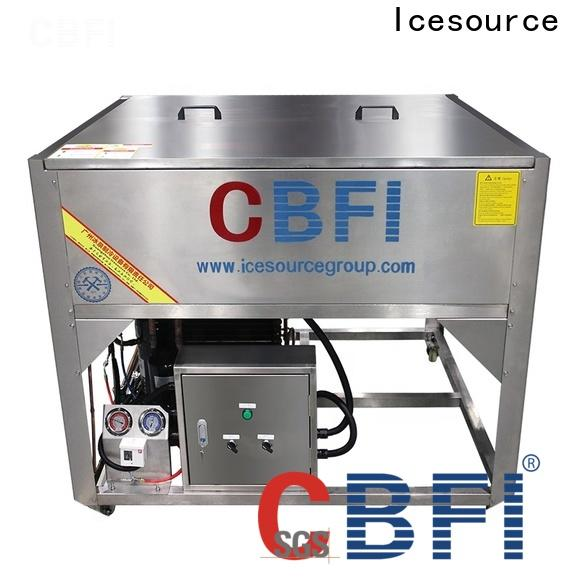 CBFI nugget clear ice cube machine for wholesale for brandy