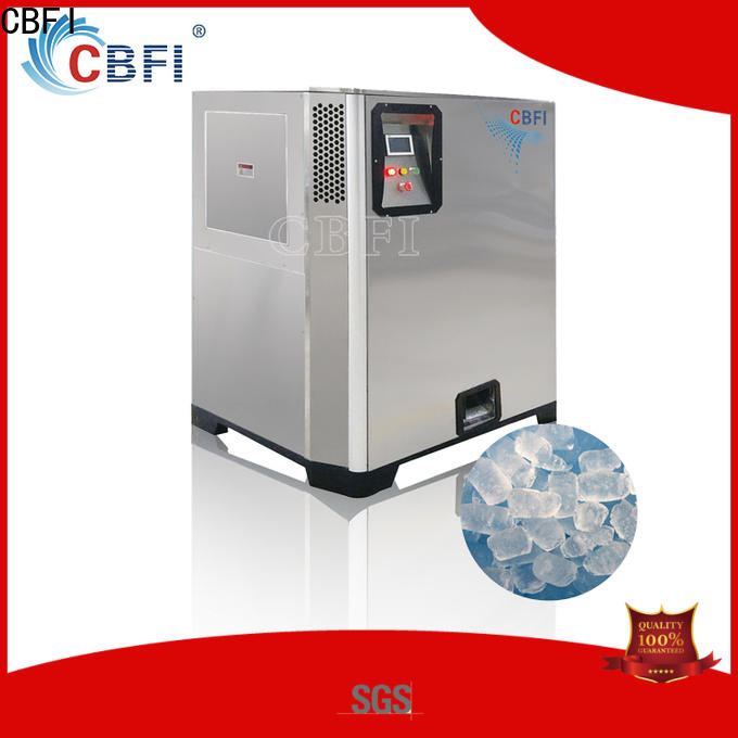 CBFI high-quality pellet ice machine plant for high-end wine