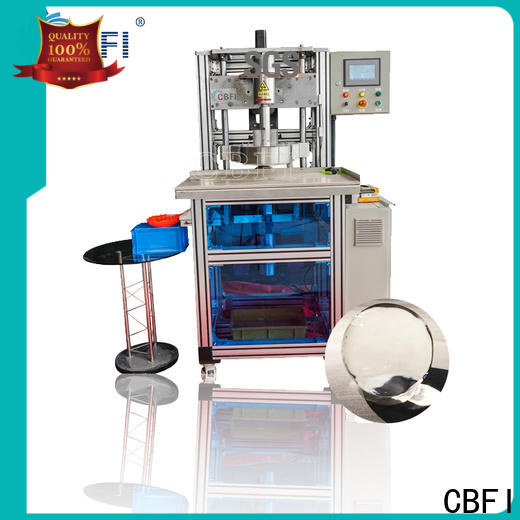 CBFI luxury commercial ice ball maker free quote for ice sculpture